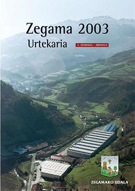 Anuario: 2003