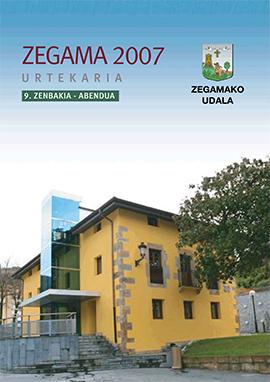 Anuario: 2007